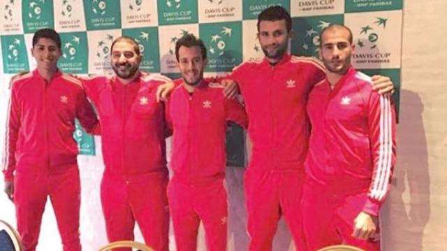 Maroc-Coupe Davis
