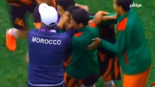 Maroc U12