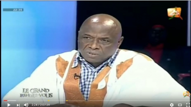 Sénégal et Mauritanie au bord de l'incident diplomatique suite aux propos d'un animateur de 2Stv