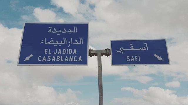 autoroute Safi