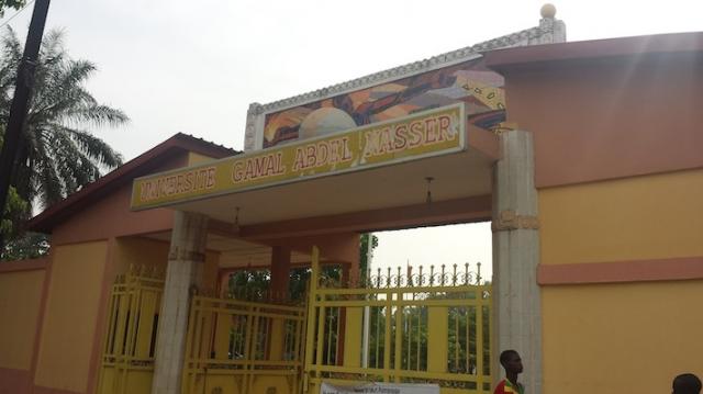Université guinée