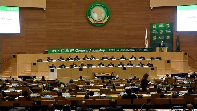 AG de la CAF du 16 mars 2017