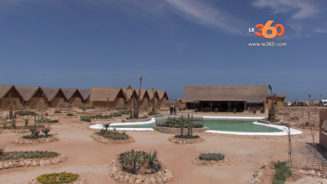 Cover: Hotel Dakhla West Point