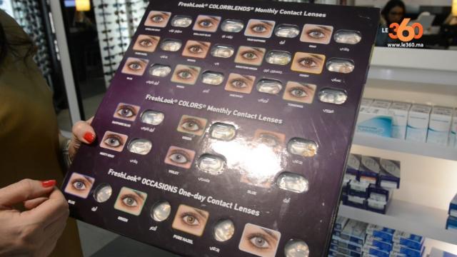 cover vidéo:Le360.ma •Tout ce qu'il faut savoir sur les lentilles de couleur!