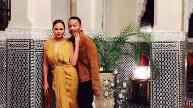 John Legend sa femme
