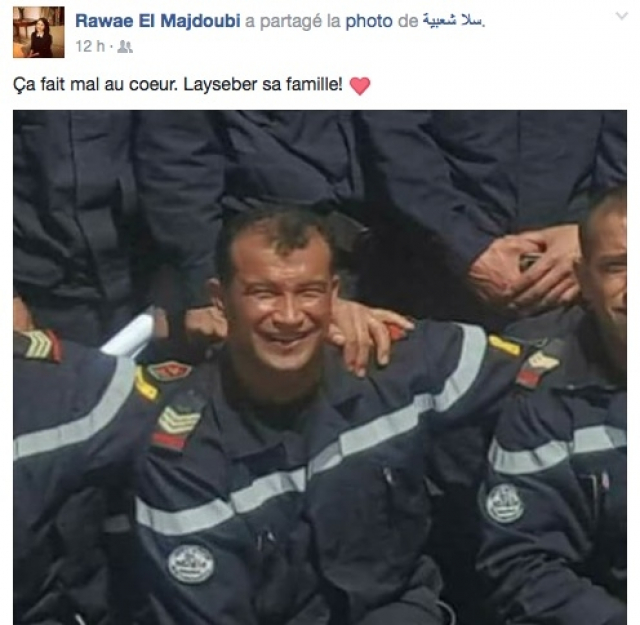 pompier salé facebook