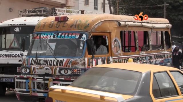 """Vidéo. Sénégal. Le """"car rapide"""" bientôt 50 ans et toutes ses dents"""