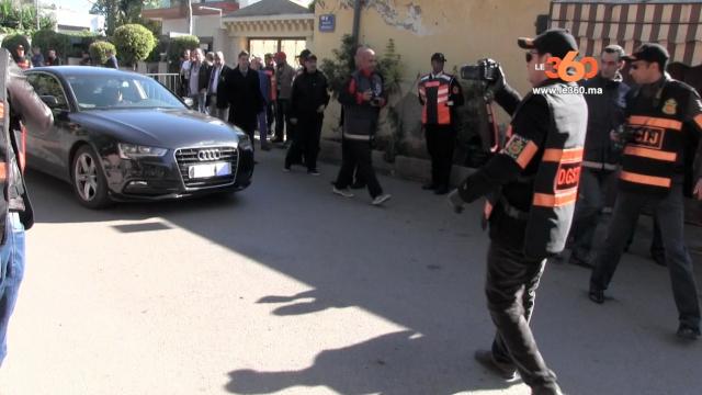 Cover Vidéo... إعادة تمثيل جريمة قتل مرداس
