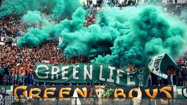 Green Ulras du Raja
