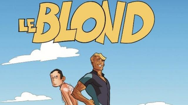 spectacle gad elmaleh le blond