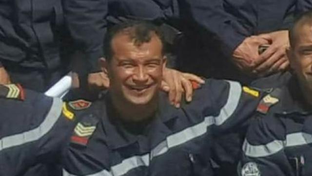 Incendie De Sale L Hommage Des Internautes A Abdelkrim Lekhal Le Pompier Decede Www Le360 Ma