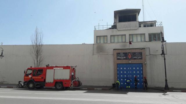 tanger prison