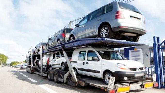 importations de véhicules