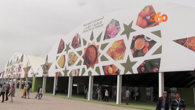 cover:حضور قوي للمنتوجات المحلية بمعرض الفلاحة بمكناس
