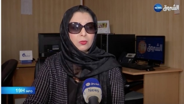 Femme agressée air Algérie