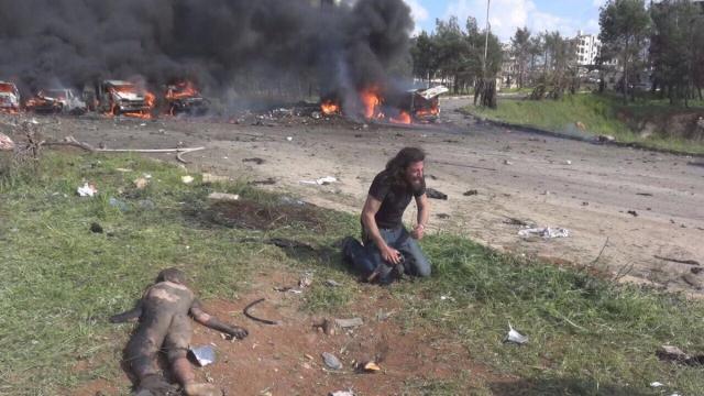 photographe syrie