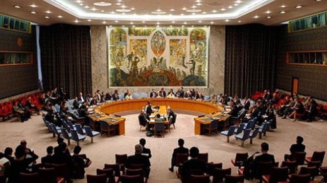 Conseil de sécurité-ONU