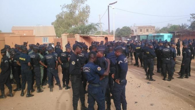 Burkina Faso: inquiétante grogne dans la police nationale
