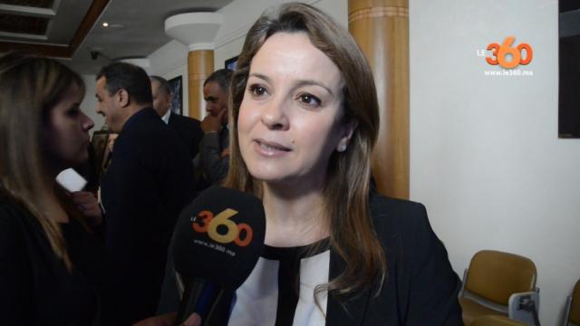 cover vidéo :Le360.ma •شرفات  افيلال:على المغرب رفع التحديات ناتجة عن أقلية المياة
