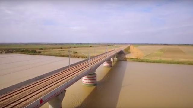 LGV ponts
