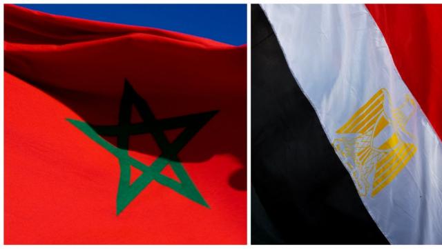 rencontres maroc egypte