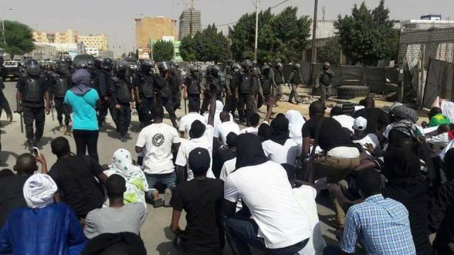 Mauritanie: une arche des jeunes pour dénoncer leur marginalisation