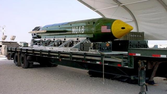 Mega bombe