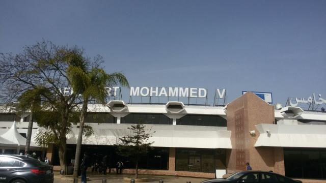 Aéroport Mohammed V 2