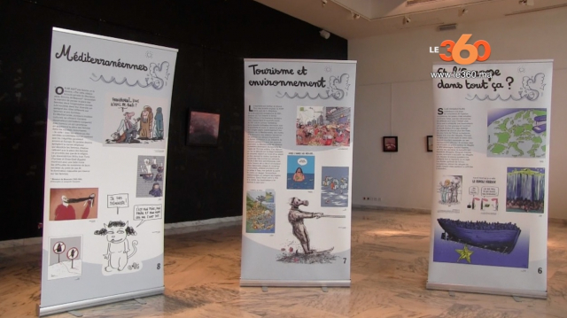 "cover:Président de l'association ""cartooning for peace"""