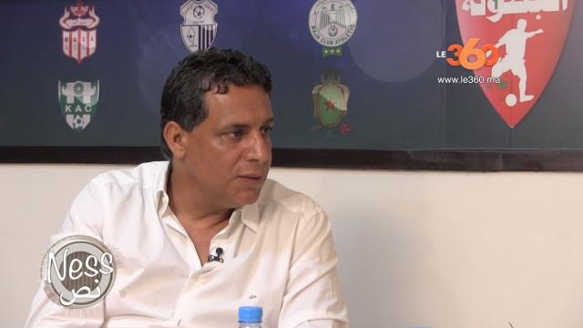 Ness-Ness avec Mustapha El Haddaoui