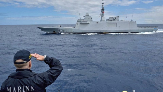 Marine navire Euromafor