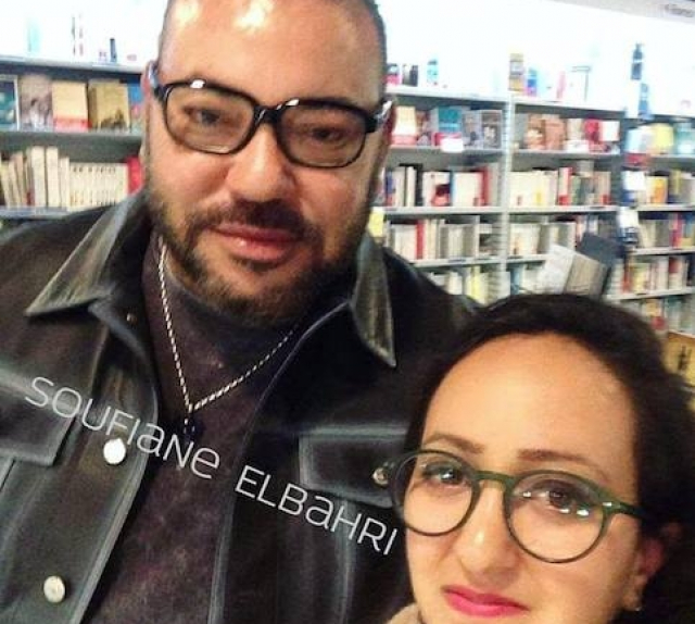 Mohammed VI Paris