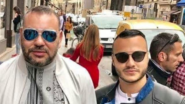 Mohammed VI Paris d
