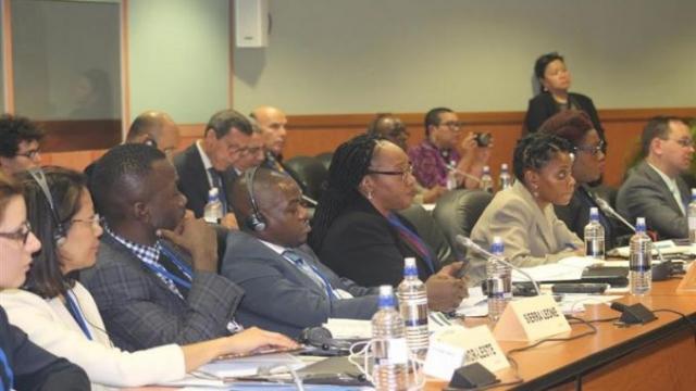 Caraïbe UN comité spécial