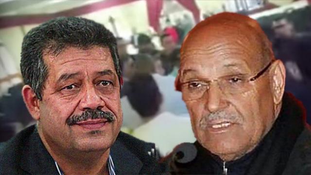 Chabat et Ould Rachid