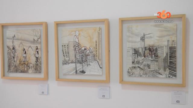 Cover Vidéo... CMOOA: CM Galerie, la fête du dessin