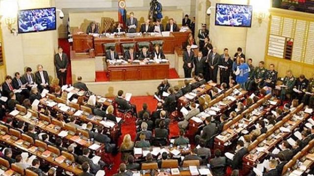 Le Sénat de la République de Colombie
