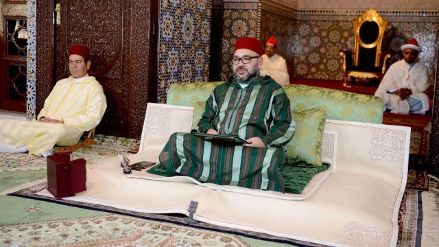 Causerie religieuse Ramadan Mohammed VI