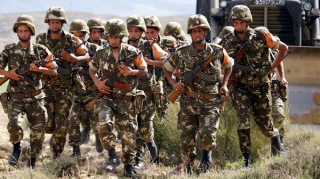 Polisario Algérie