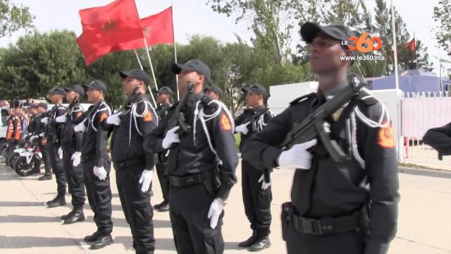 Cover Vidéo... أسرة الامن بطنجة تحتفل بالذكرى ال61 لتاسيس الامن الوطني