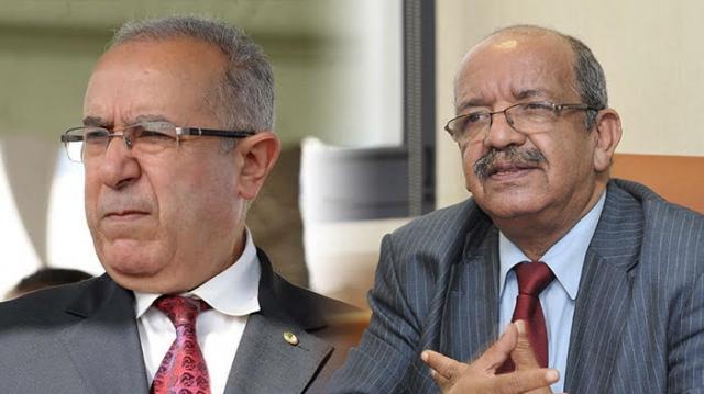 Ramtane Lamamra et Abdelkader Messahel