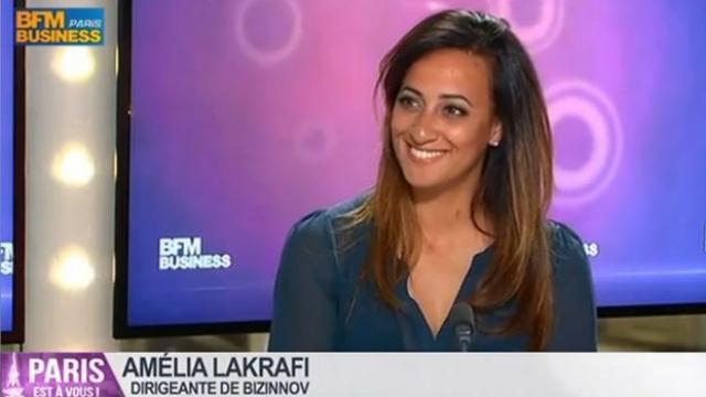 amelia Lakrafi