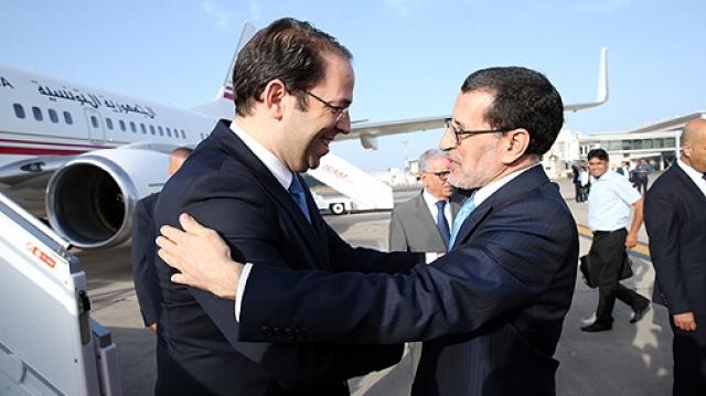 Youssef Chahad Tunisie