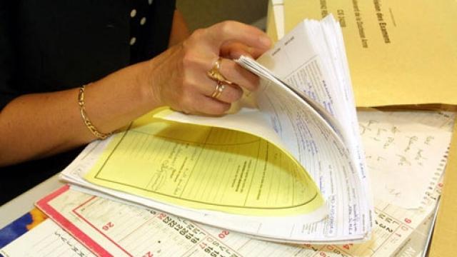 Correction examens baccalauréat
