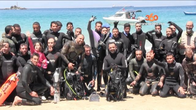 Cover Video -Le360.ma • بالفيديو: ضفادع الشمال ...غواصون في خدمة البيئة باعماق البحر