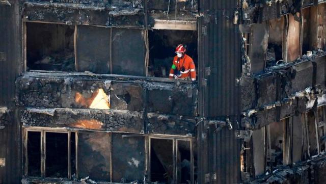 Incendie Londres 3