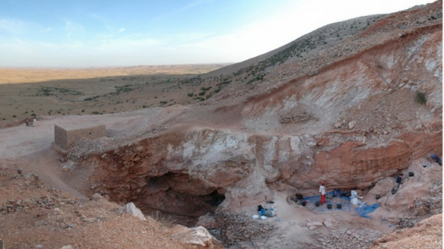 Découverte à Jebel Irhoud1