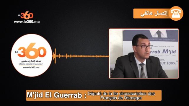 Cover Video -Le360.ma •France: M'jid El Guerrab a remporté son siège à l'Assemblée nationale