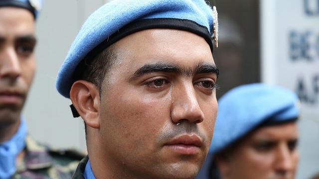 casque bleu marocain