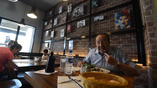 Restaurant Le dictateur